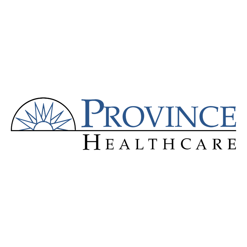Province Healthcare vector