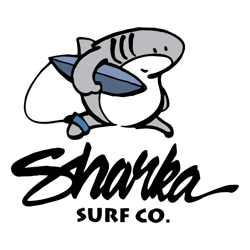 Sharka Surf Co vector