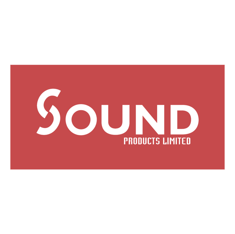 Sound Products vector