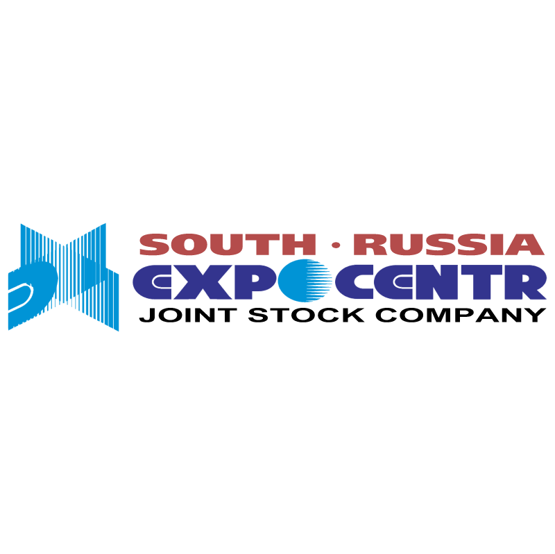 South Russia Expocentr vector logo