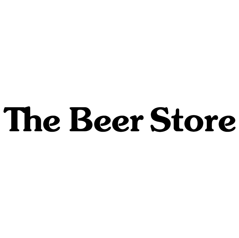 The Beer Store vector