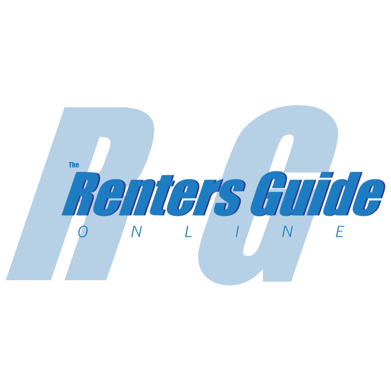 The Renters Guide vector