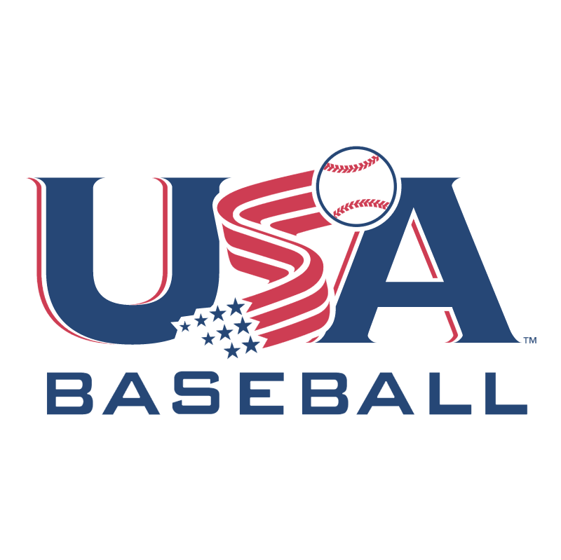 USA Baseball vector logo