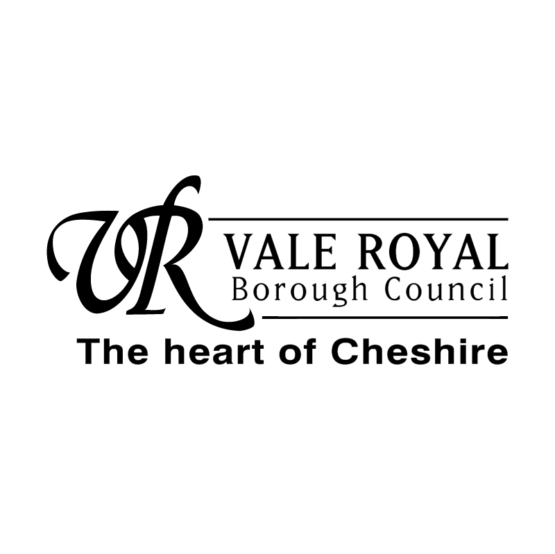 Vale Royal Borough Council vector