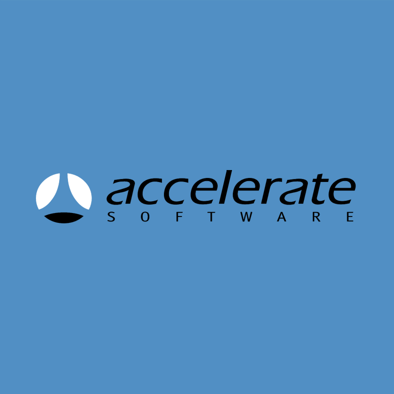 Accelerate Siftware 79669 vector