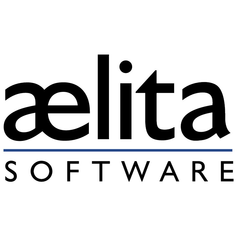Aelita Software vector logo