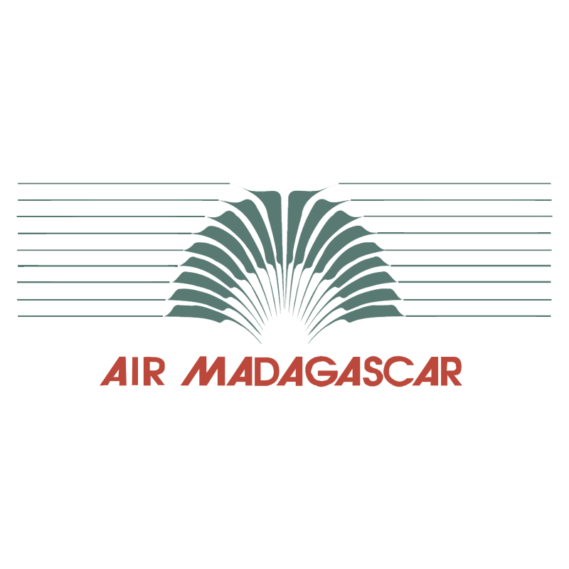 Air Madagascar 38289 vector