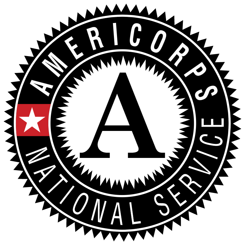 AmeriCorps National Service vector