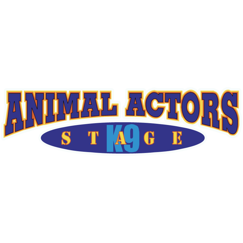 Animal Actors Stage 20154 vector