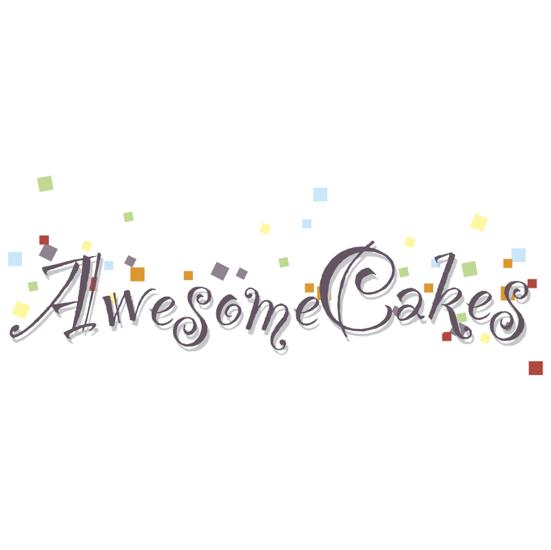 AwesomeCakes vector