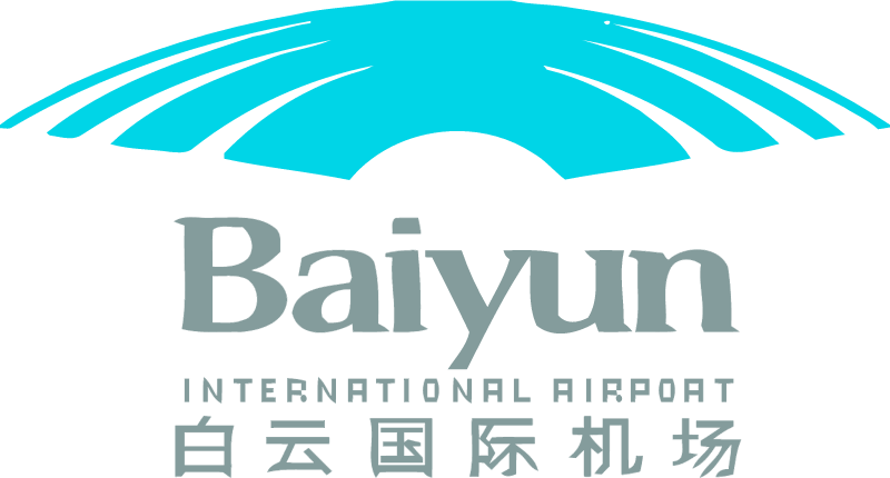 Baiyun International Airport vector