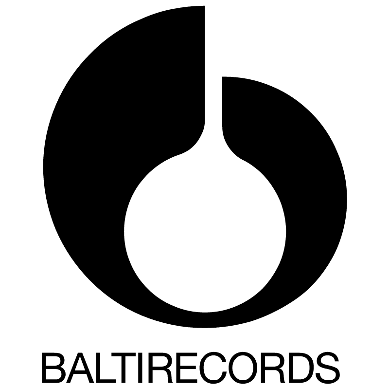 Balti Records vector logo