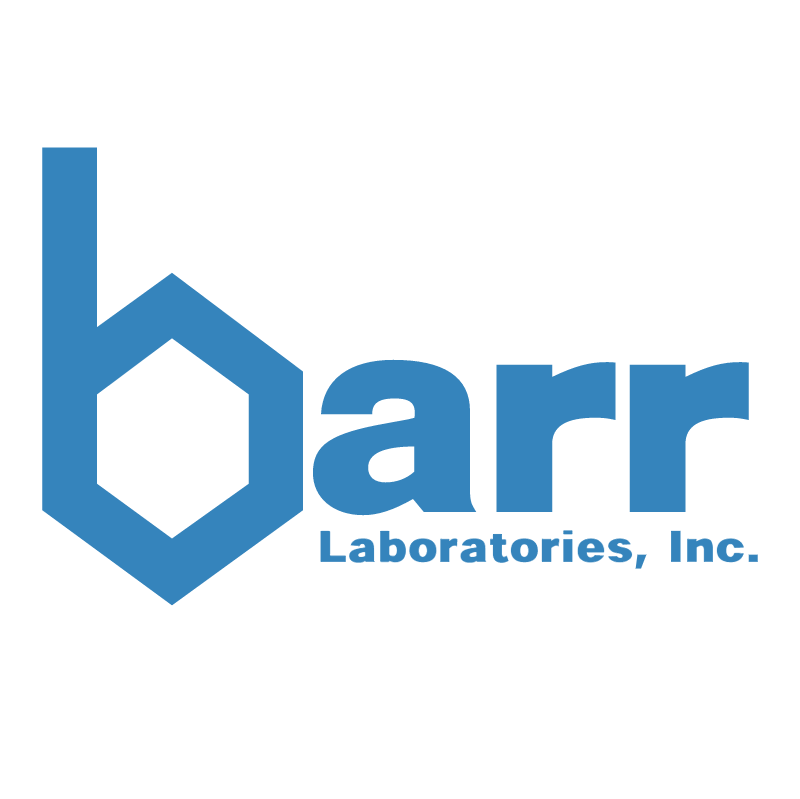 Barr Laboratories 34303 vector logo