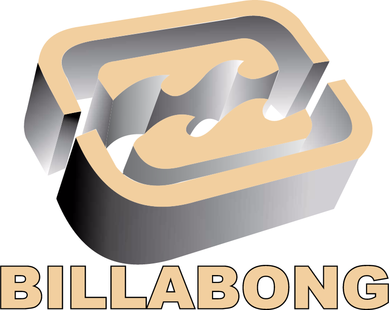 Billabong vector