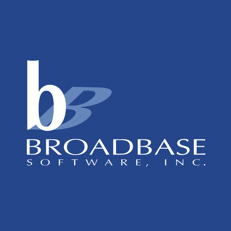 Broadbase Software 82810 vector