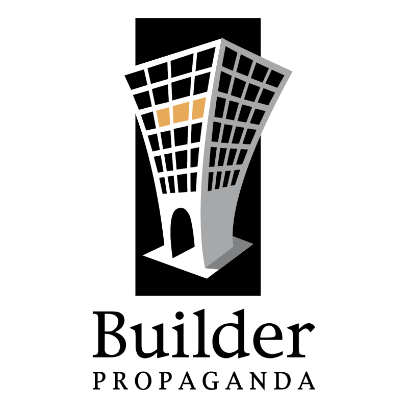 Builder Propaganda 57307 vector