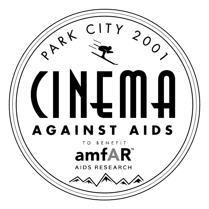 Cinema Against AIDS vector logo