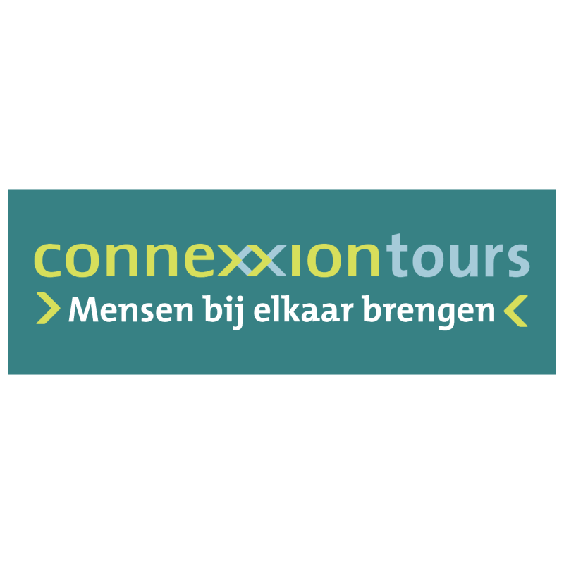 Connexxion Tours vector
