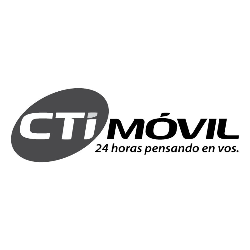 Cti Movil vector