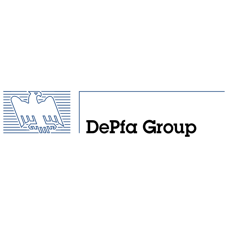DePfa Group vector logo
