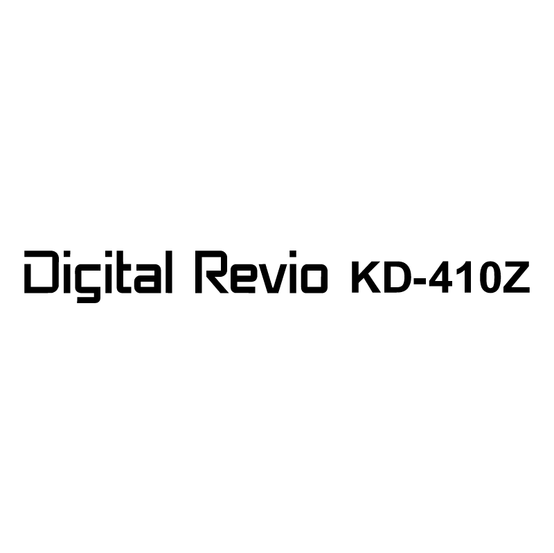 Digital Revio KD 410Z vector