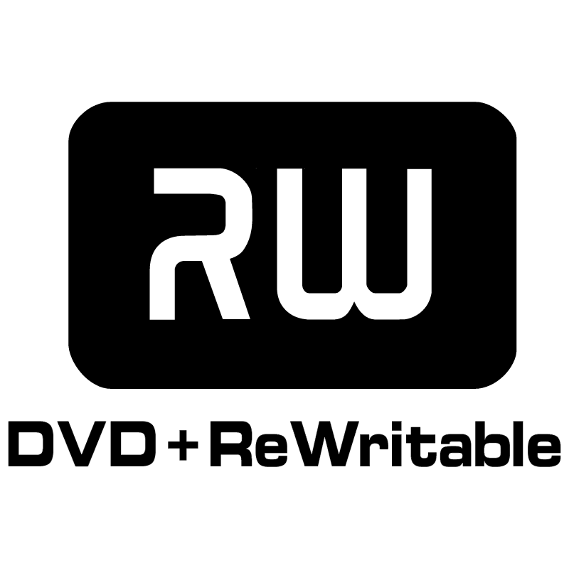 DVD ReWritable vector