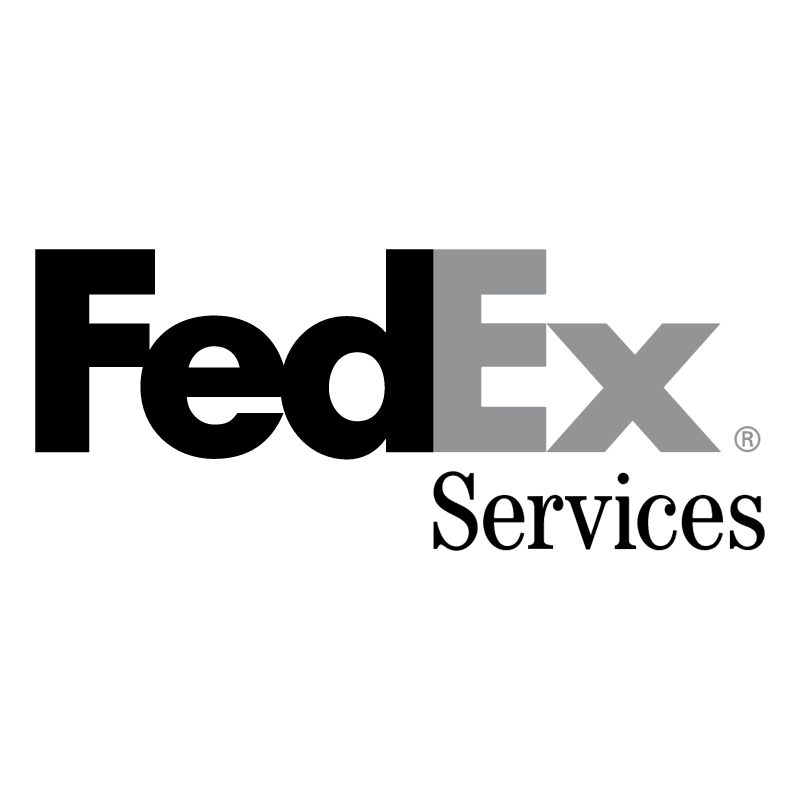 FedEx Services vector