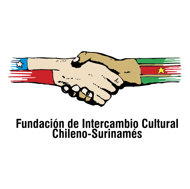 Fundacion de Intercambio Cultural Chileno Surinames vector