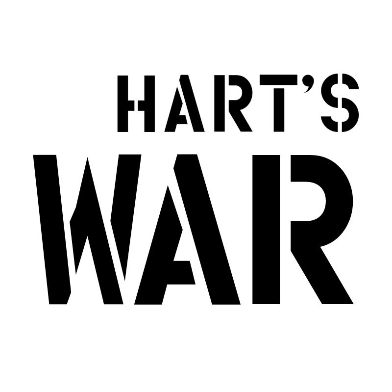 Hart's War vector logo