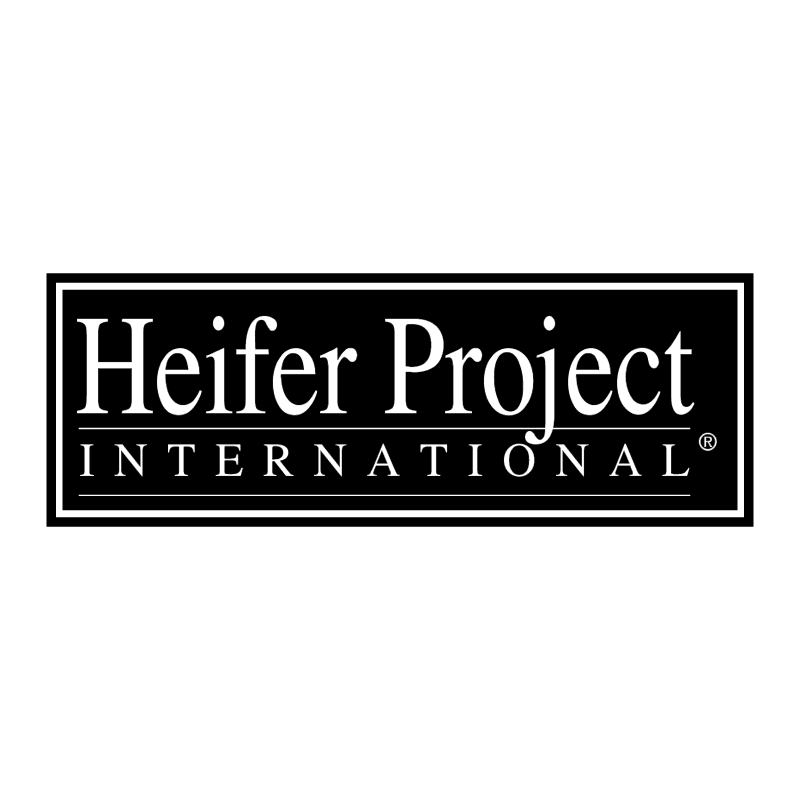 Heifer Project vector