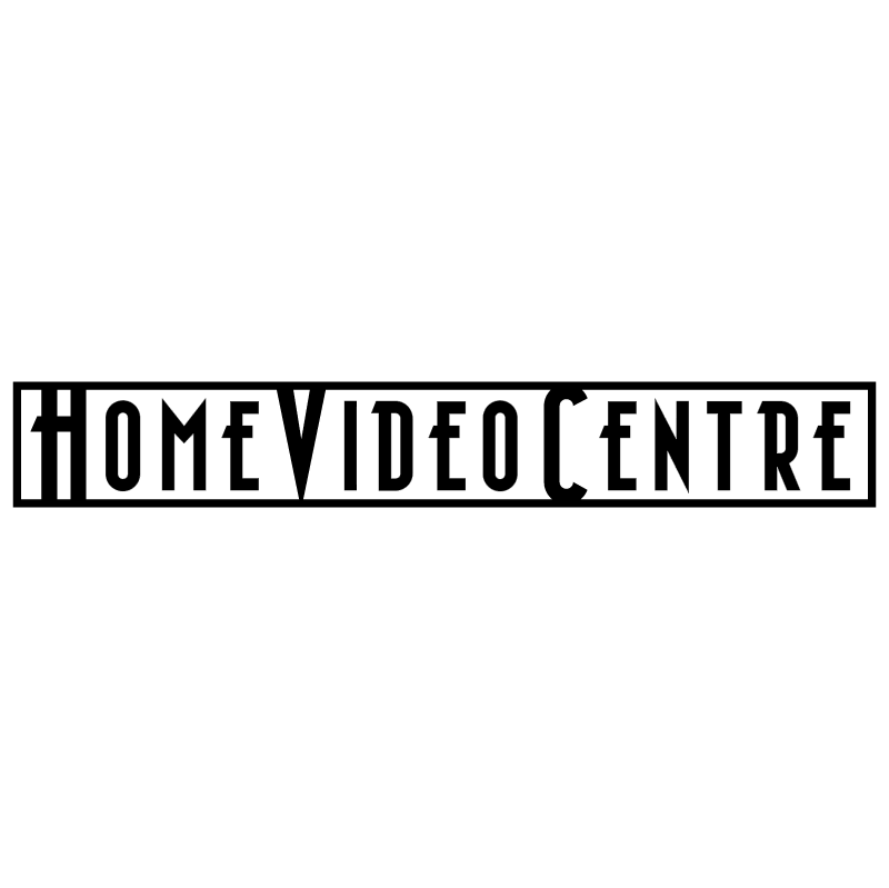 Home Video Centre vector
