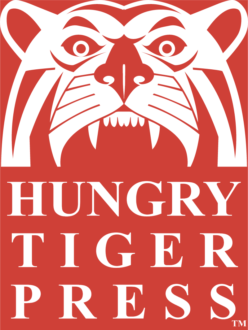 HUNGRY TIGER PRESS vector