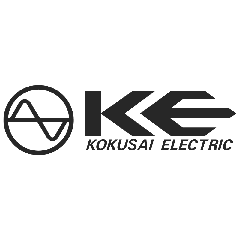 Kokusai Electric vector logo