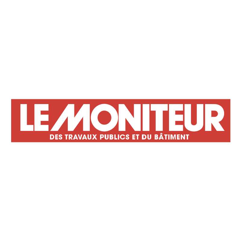 Le Moniteur vector