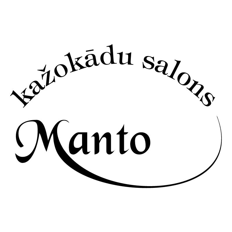 Manto vector logo