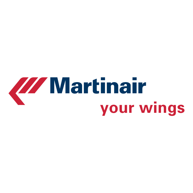 Martinair vector logo