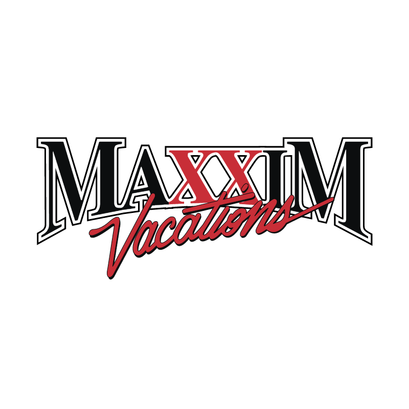 Maxxim Vacations vector