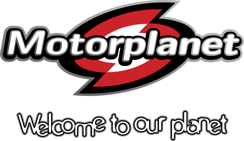 Motorplanet vector