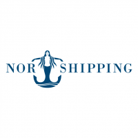 Nor Shipping vector
