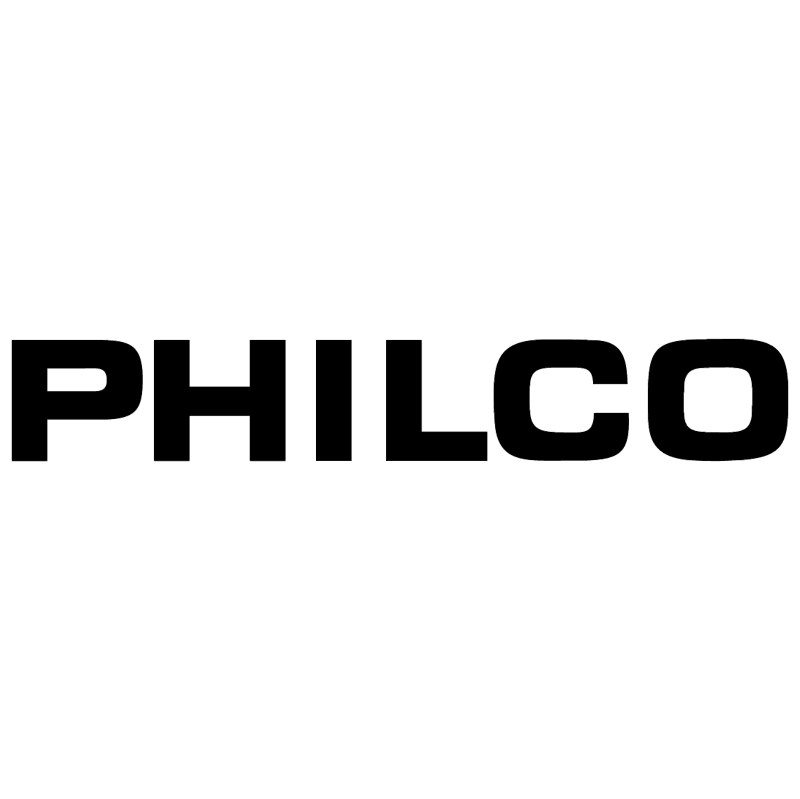 Philco vector logo