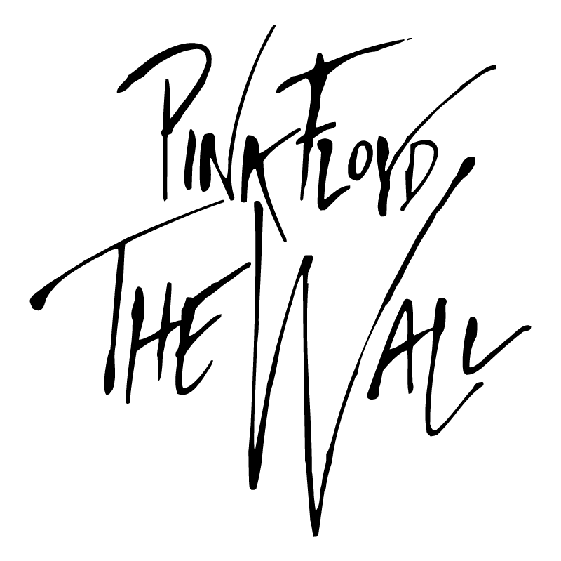 Pink Floyd The Wall vector