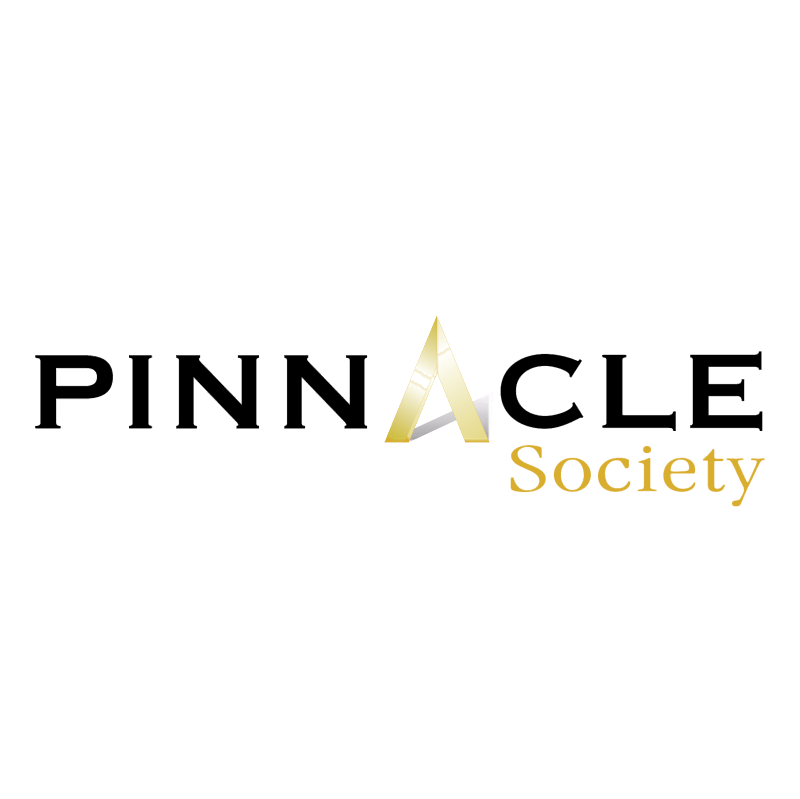 Pinnacle Society vector