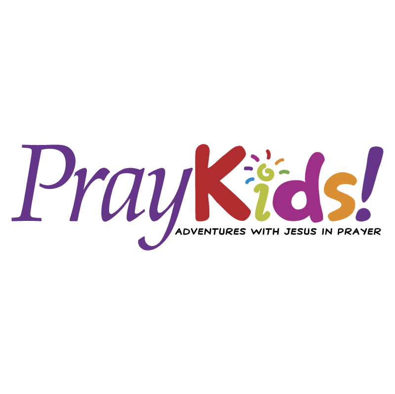 PrayKids! vector logo