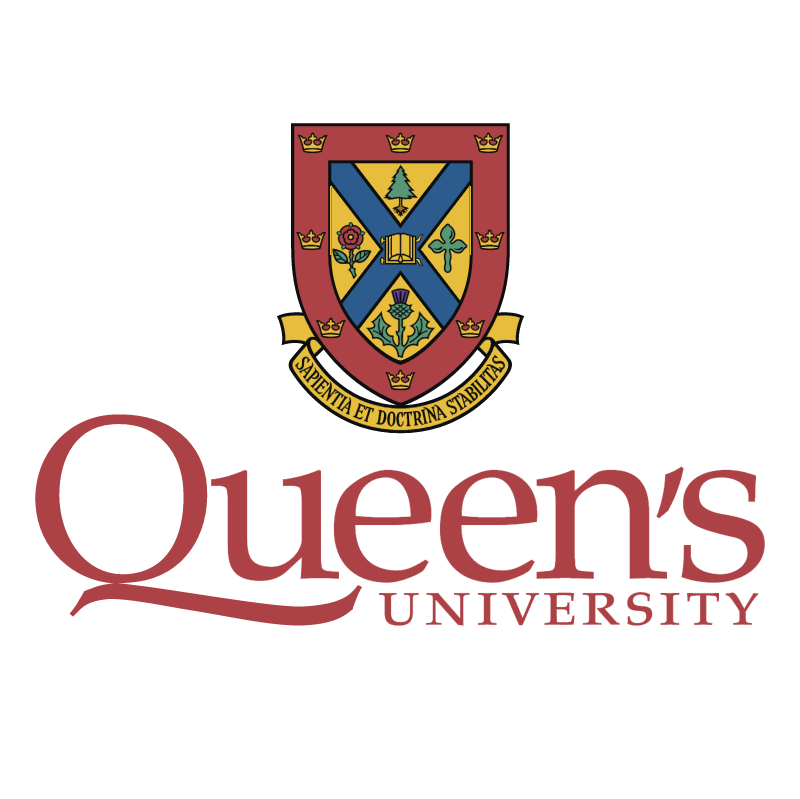 Queen's University vector logo