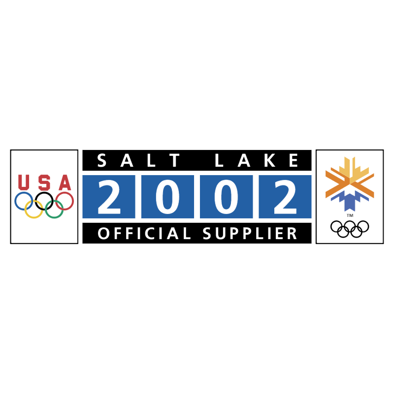 Salt Lake 2002 vector