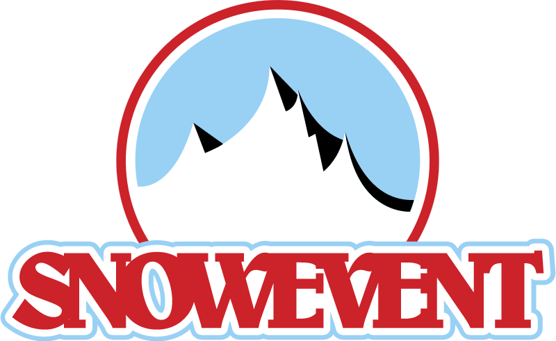 Snowevent vector logo