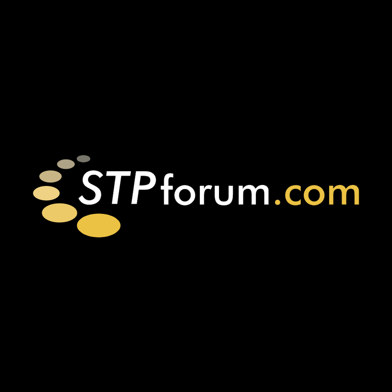 STPforum com vector logo