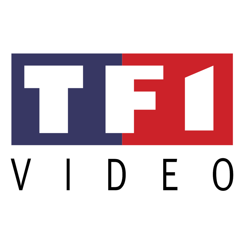 TF1 Video vector