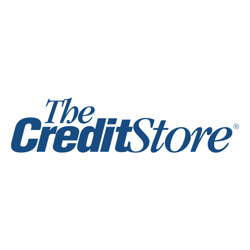 The Credit Store vector logo