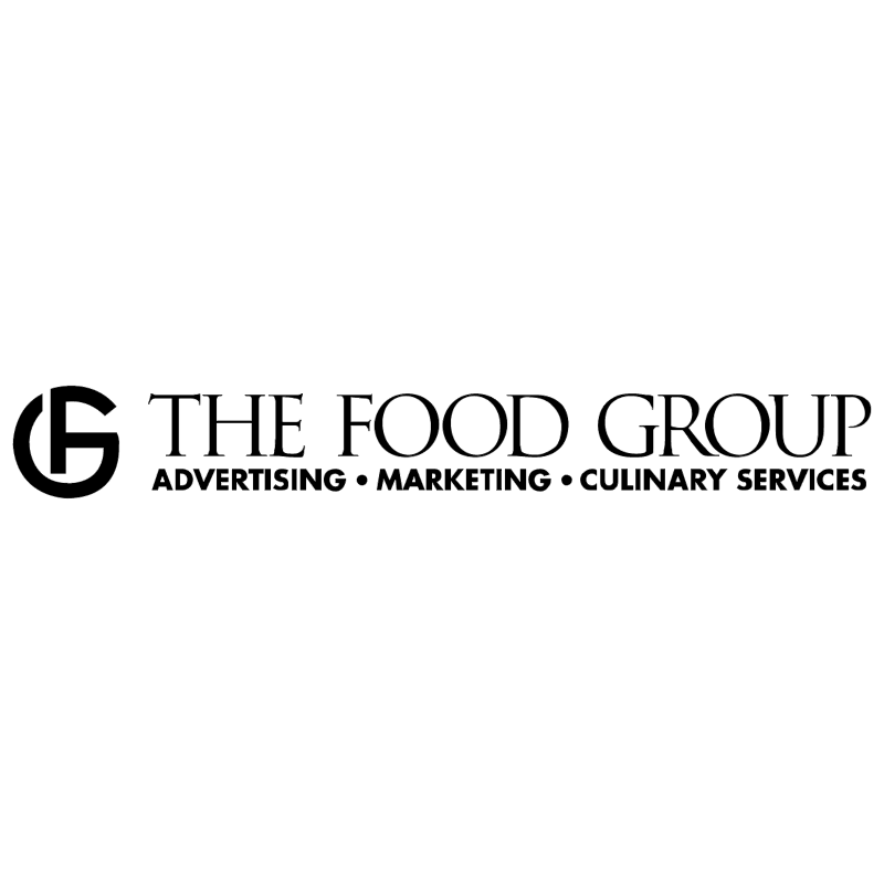 The Food Group vector logo